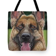 Officer Tote Bag
