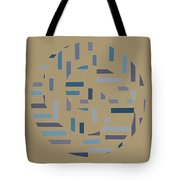 Offset Movement    Tote Bag