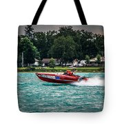 Offshore No. 623 Tote Bag