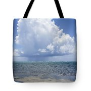 Offshore Storm Tote Bag