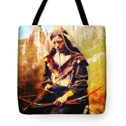 Oglala Homeland Tote Bag