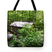 Ogle Tub Mill Roaring Fork Smoky Mountains Tote Bag