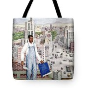 Ogorman: City Of Mexico Tote Bag