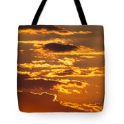 Ograzhden Mountain Sunset Tote Bag