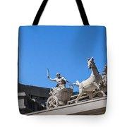 Oh Chariot Tote Bag
