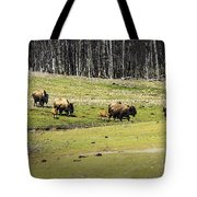 Oh Give Me A Home Where The Buffalo Roam Tote Bag