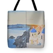 Oh Island In The Sun... Tote Bag
