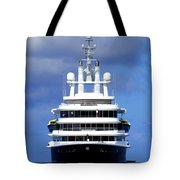 Oh Magnificent Luna Tote Bag