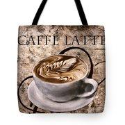 Oh My Latte Tote Bag