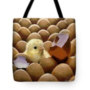 Oh No   It's Easter Tote Bag
