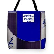 Oh Promise Me Tote Bag