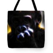 Oh...hellro. V2 Tote Bag by Michael Frank Jr