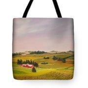 Ohio Amish Farm Tote Bag
