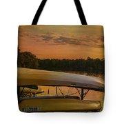 Ohio Autumn In Orange Tote Bag