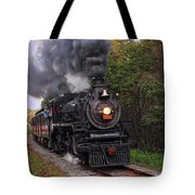 Ohio Central #1293 Steam Tote Bag