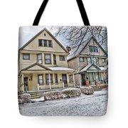 Ohio City Cleveland Tote Bag