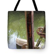 Ohio Erie Canal Tote Bag
