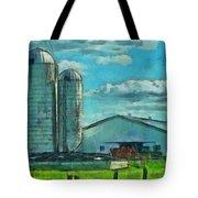 Ohio Farm Tote Bag