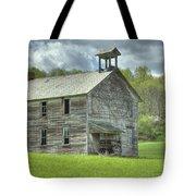 Ohio Schoolhouse Tote Bag
