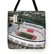 Ohio Stadium Tote Bag