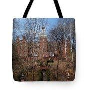 Ohio University Bryan Hall Tote Bag