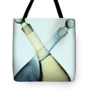 Oil And Vinegar Abstract Tote Bag