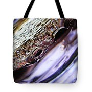 Oil And Water 29 Tote Bag by Sarah Loft
