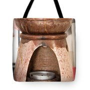 Oil Burner Tote Bag