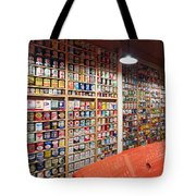 Oil Can Collection Tote Bag