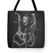 Oil Can Patent From 1903 - Dark Tote Bag