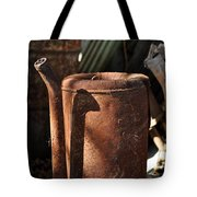 Oil Can Picking Tote Bag