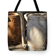 Oil Cans Picking Tote Bag
