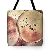 Oil Meets Water Tote Bag