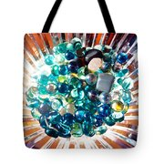 Oil Painting - Shine All Around Tote Bag
