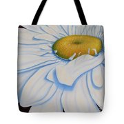 Oil Painting - Daisy Tote Bag