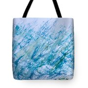 Oil Pastel Marks Tote Bag by Tom Gowanlock