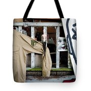 Oj House Detail 4 Tote Bag
