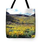 Okanagan Valley Sunflowers 1 Tote Bag