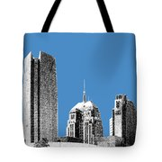 Oklahoma City Skyline - Slate Tote Bag