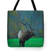 Okonoluftee Elk Tote Bag