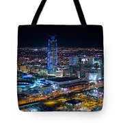 Oks0051 Tote Bag by Cooper Ross