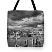 Olcott On A Winter Day Tote Bag