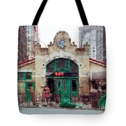Old 72nd Street Station - New York City Tote Bag