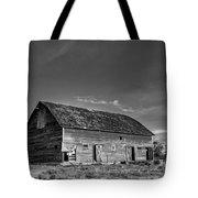 Old Abandoned Barn - D Rd Nw - Douglas County - Washington - May 2013 Tote Bag
