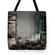 Old Abandoned Kitchen Tote Bag by RicardMN Photography