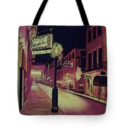 Old Absinthe House New Orleans Tote Bag