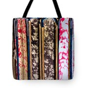 Old Account Books Tote Bag