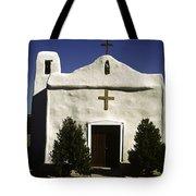 Old Adobe Church Tote Bag