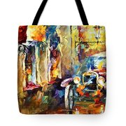 Old Alleyway Tote Bag