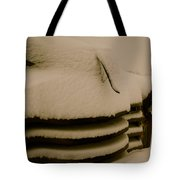 Old And Cold Tote Bag